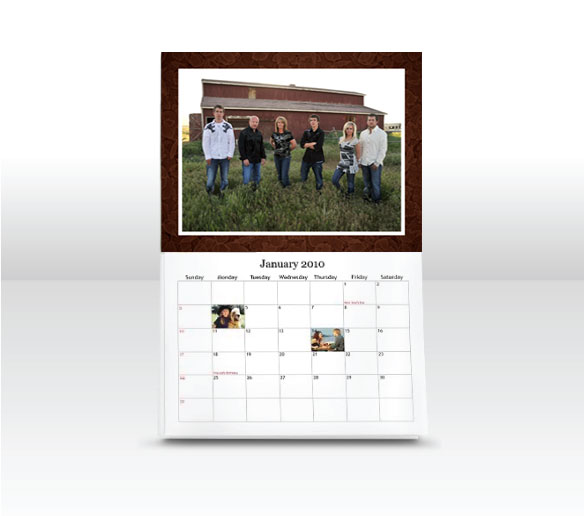 Get the big picture month-to-month and make sure you're always on top of your schedule (and in style) with calendars from CafePress. Choose from thousands of monthly calendars - from yearly photo calendars featuring your favorite location or theme to kids calendars with animals and more.